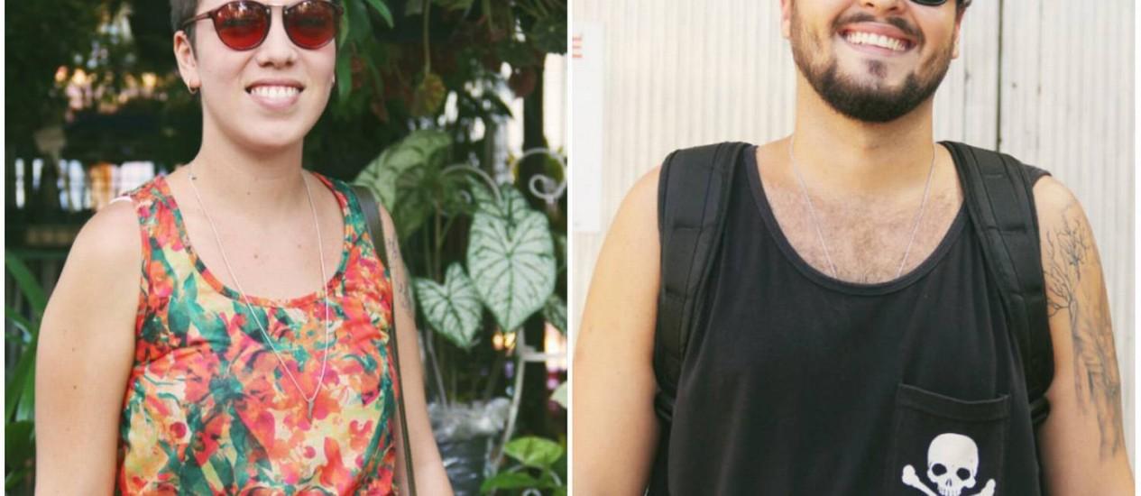 Street style: 'Zona Norte etc' mostra a moda nas ruas de bairros como Méier, Lins e Tijuca Foto: Reprodução