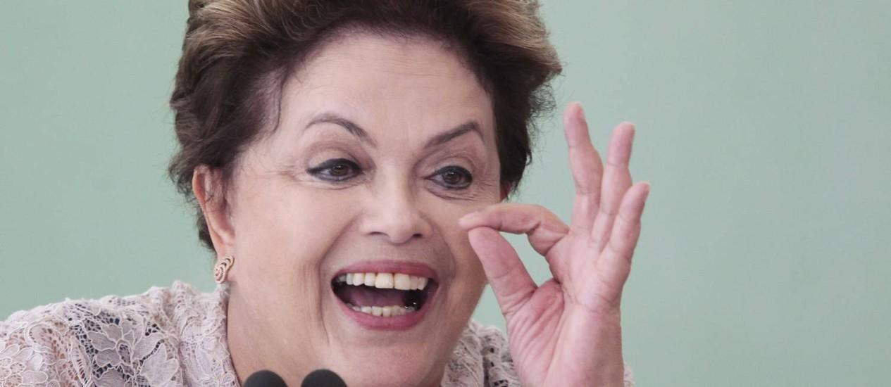 Somados, as duas obras custarão R$ 400 milhões, dos quais só 10% serão bancados pelo estado do MS Foto: Jorge William / Agência O Globo