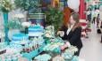 Kika Duarte tem empresa de decoração de festas infantis e dá cursos para capacitar outros profissionais