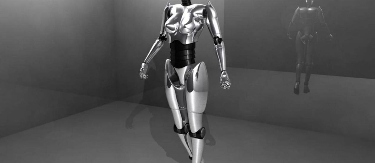 Relação com robôs cada vez mais próxima Foto: Stockphoto