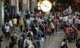 Demanda de passageiros por voos domésticos teve salto de 8,9% na comparação com o primeiro trimestre do ano passado