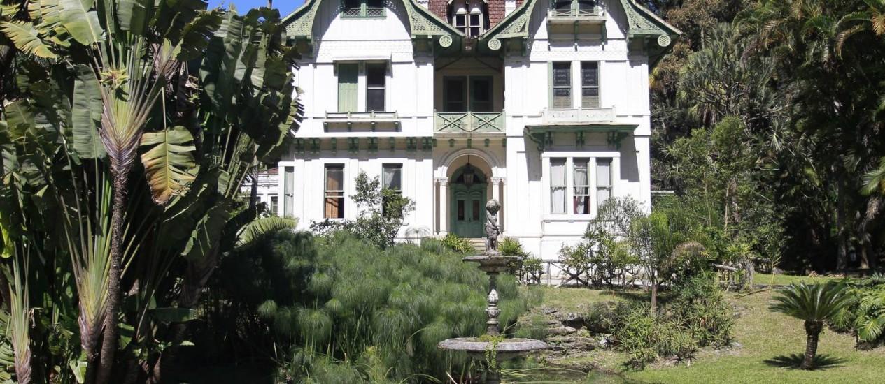 História. Fachada da Casa da Ipiranga, fundada em 1884 Foto: Marcio Alves