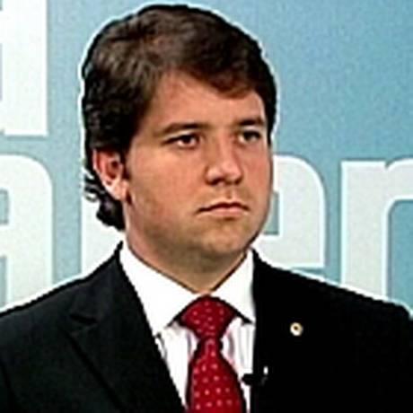 O deputado federal Luiz Argôlo (SDD-BA) Foto: Arquivo Agência Câmara
