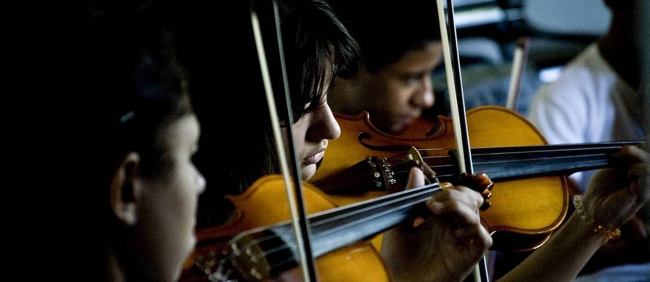 Atração. Sociedade Musical Camerata Rioflorense Foto: Divulgação / Fotos de divulgação