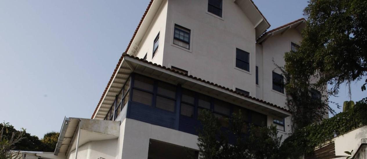 Hotel Santa Teresa: sócio é denunciado por escravidão Foto: Domingos Peixoto / Agência O Globo