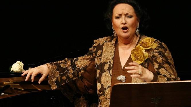 A soprano espanhola Montserrat Caballé Foto: Georgios Kefalas / AP Photo