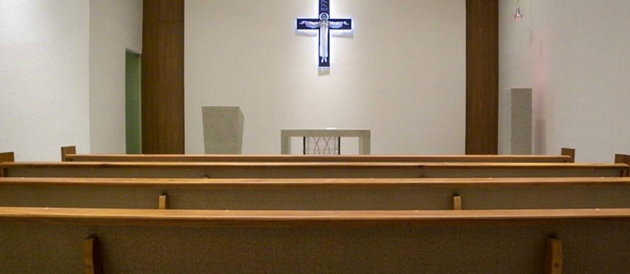 Capela São João Paulo II será inaugurada no Américas Shopping Foto: Divulgação / Midia Bacana