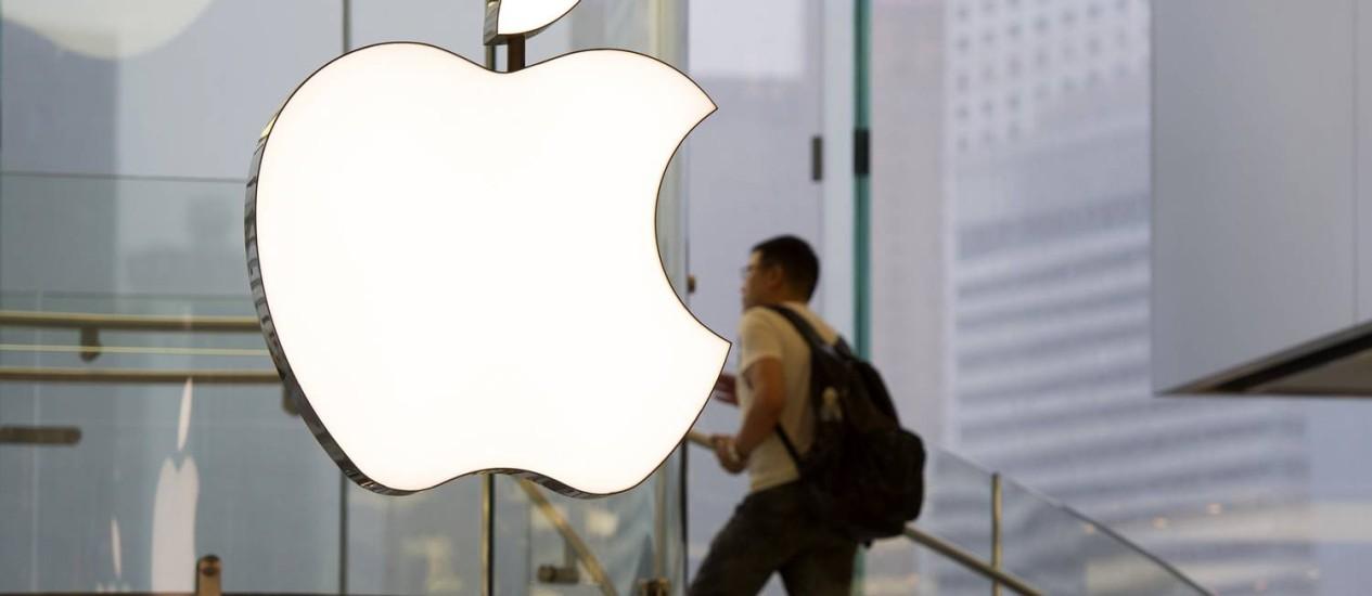 """Ao todo, o """"Economic Daily News"""" disse que 80 milhões de aparelhos iPhone 6 serão fabricados este ano. Foto: David Paul Morris / Bloomberg"""