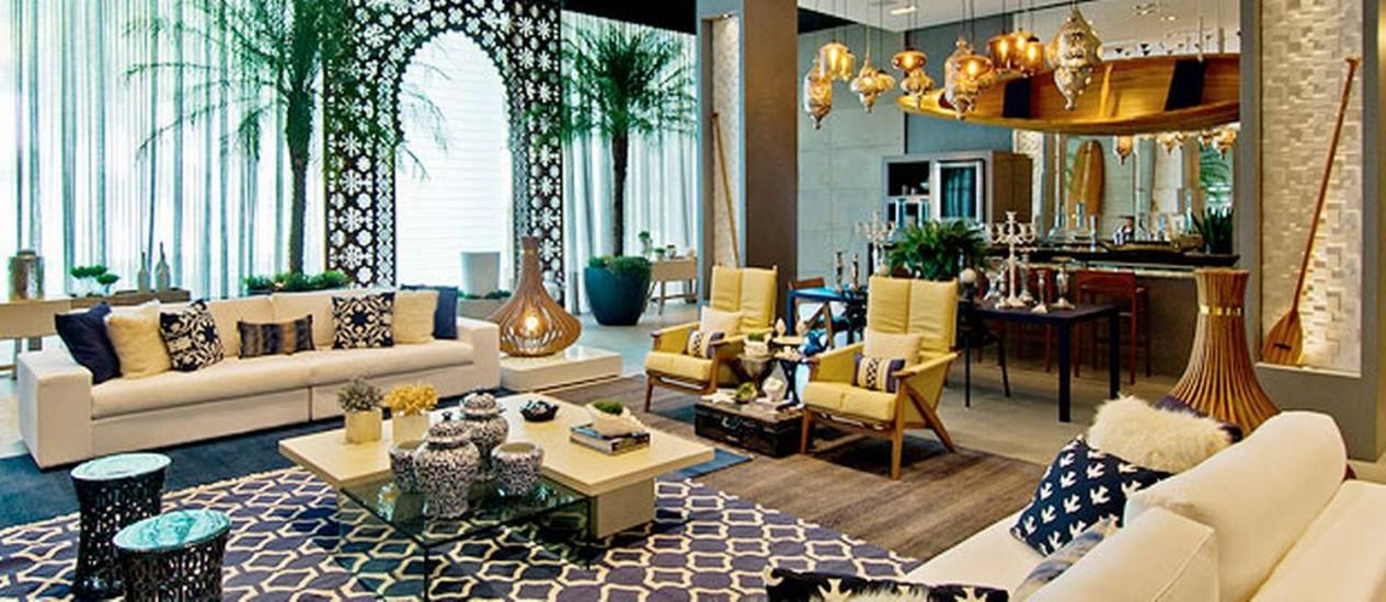 Lounge Casablanca é um dos destaques em Santa Catarina Foto: Divulgação
