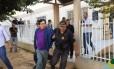 PF prende índios acusados em crime contra fazendeiros