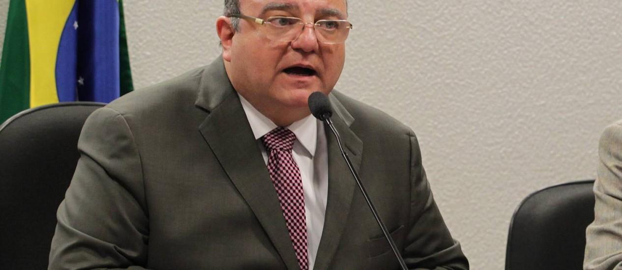 O deputado federal Cândido Vaccarezza (PT-SP) Foto: Ailton de Freitas / O Globo