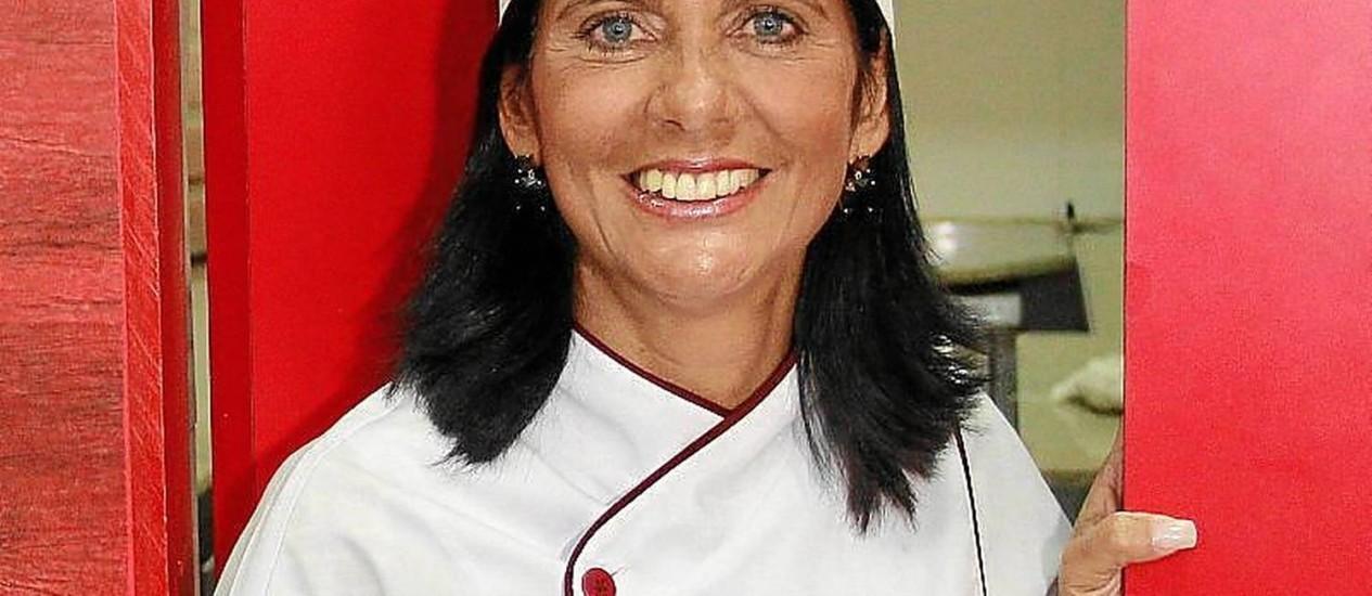 Olho no futuro. Lucia Gagliasso quer lançar franquias da casa Foto: Márcio Alves/ Agência O Globo