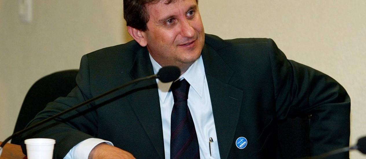 Em decisão, juiz explica envolvimento de Vargas com doleiro em infrações Foto: Sérgio Lima / Agência O Globo