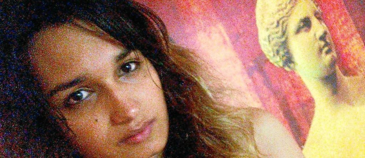 Beatriz Trindade, que passou por constrangimento ano passado, fez a prova de novo Foto: Arquivo Pessoal