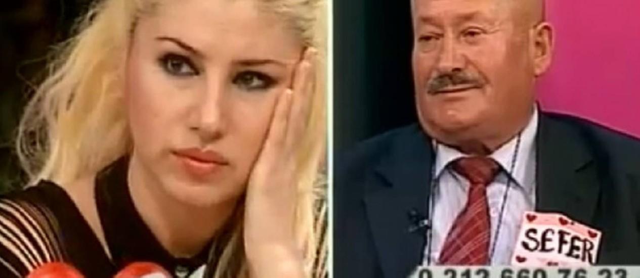 Ba Turquia, Sefer Calinak disse em programa ao vivo que havia matado suas ex-mulheres