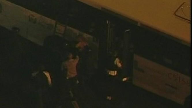 Sequestro ao ônibus 723, em Guadalupe, durou duas horas e meia Foto: Reprodução
