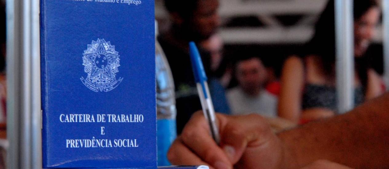 Opinião. Reforma da legislação trabalhista Foto: Agência O Globo