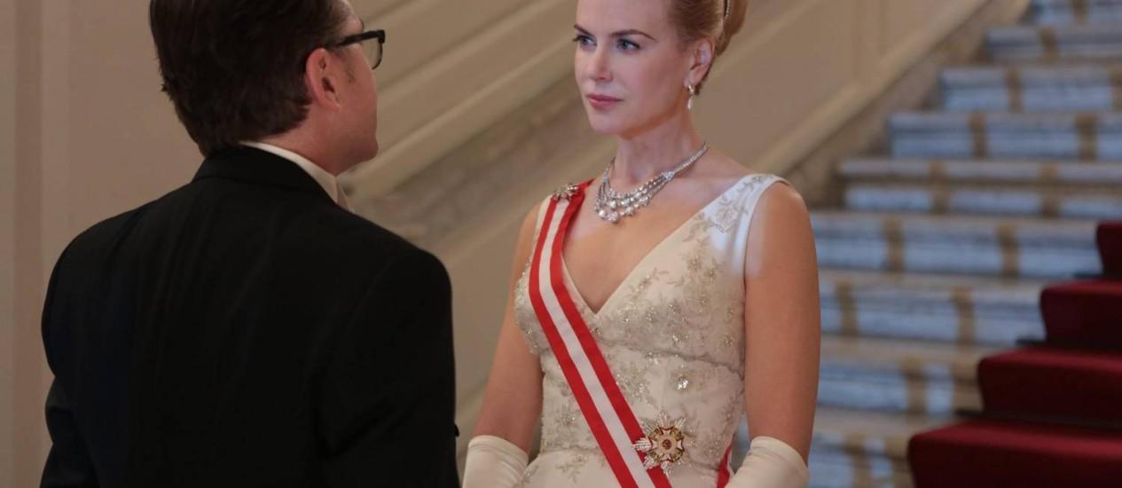 Cena de 'Grace', protagonizado por Nicole Kidman Foto: Divulgação
