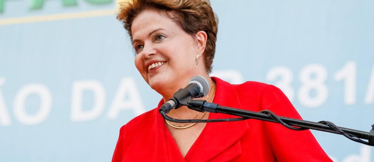 Dilma anuncia duplicação da BR-381-MG, entre Belo Horizonte a Governador Valadares Foto: Divulgação