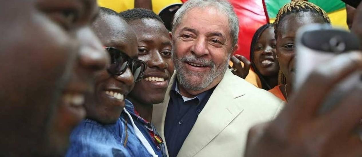 Lula participa de inauguração de universidade na Bahia Foto: Ricardo Stuckher / Instituto Lula