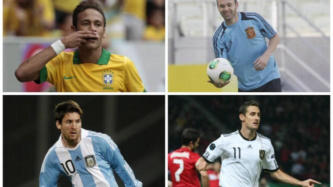 As favoritas  as apostas da Copa do Mundo - Jornal O Globo 2bc8909fa9816