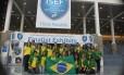 Delegação do Brasil traz 34 estudantes de oito estados