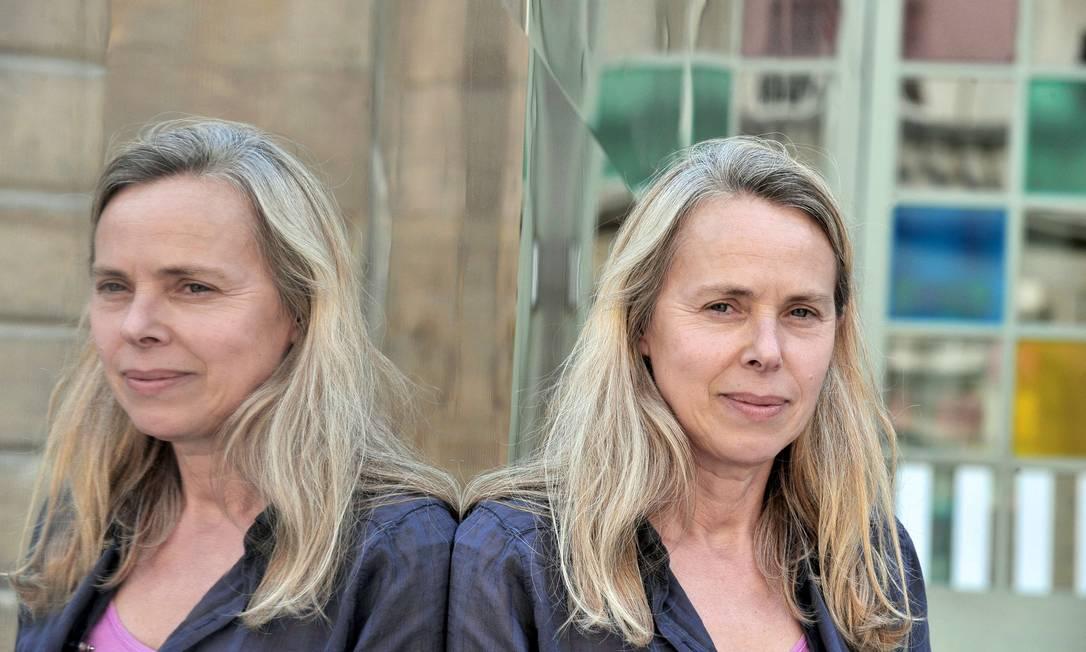Anne Baldassari, ex-diretora do Museu Picasso, em Paris Foto: LIONEL BONAVENTURE / AFP