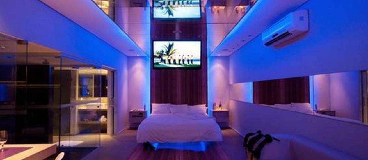 Motel de São Paulo vai abrir seus quartos para torcedores que não conseguiram reserva em hotel na Copa do Mundo Foto: Divulgação