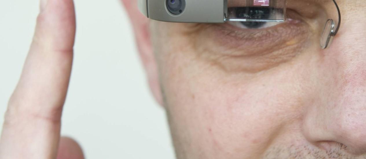 Google Glass: nova oferta nos EUA Foto: / Foto AFP