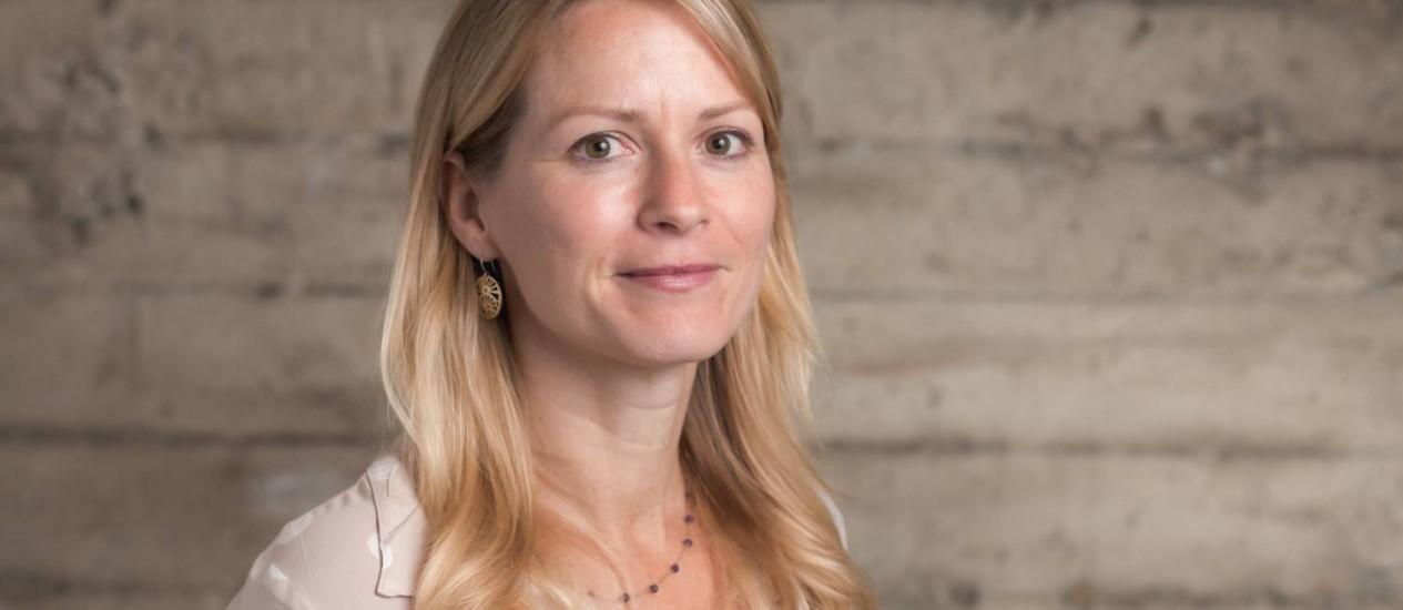 Katie Jacobs Stanton, vice-presidente de desenvolvimento de mercado internacional do Twitter. Foto: Troy Holden/Divulgação