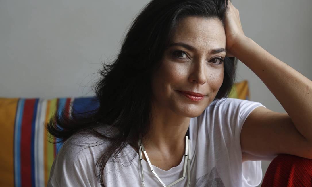 Valéria Monteiro comanda atração no canal Viva Foto: Camilla Maia