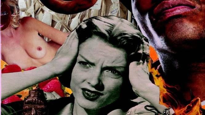 Uma das imagens do livro: histórias visuais sobre a mulher e seu corpo Foto: Divulgação / Divulgação