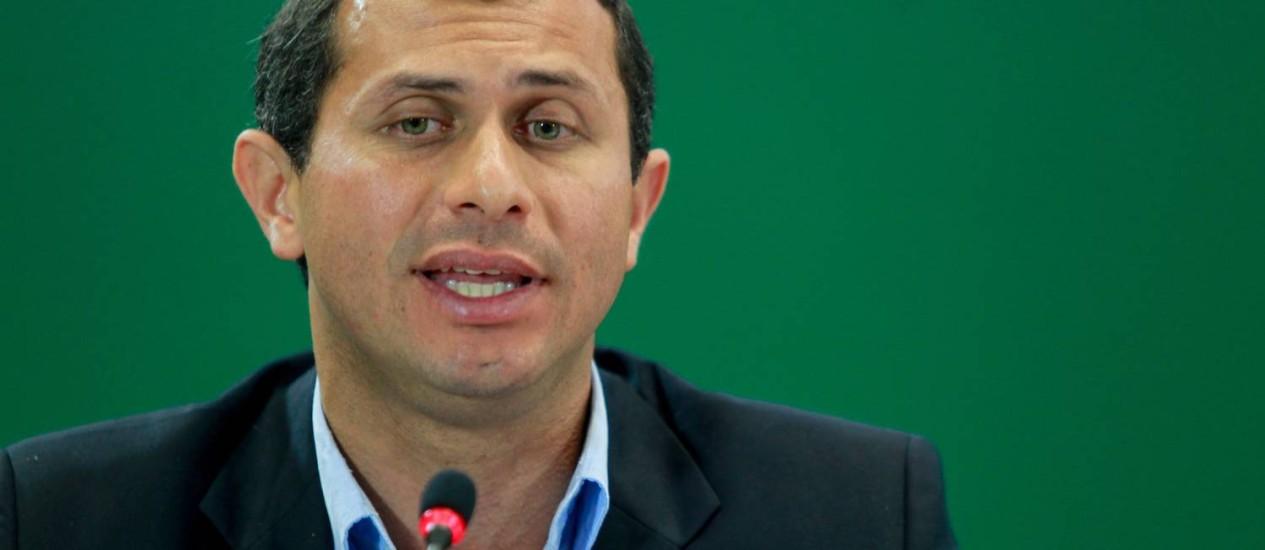 Felipe Peixoto, secretário estadual de Saúde, deve deixar o cargo até o fim do ano Foto: / Pedro Kirilos 22-10-2012