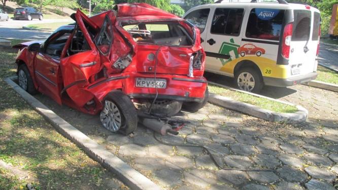 Alerta: levantamento sobre aumento nos acidentes foi feito por pesquisadores da Universidade do Colorado Foto: Filipe Isensee / O Globo