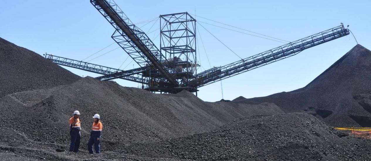 Operações da Vale na Austrália começaram em 2005 Foto: Divulgação/ Site oficial da Vale