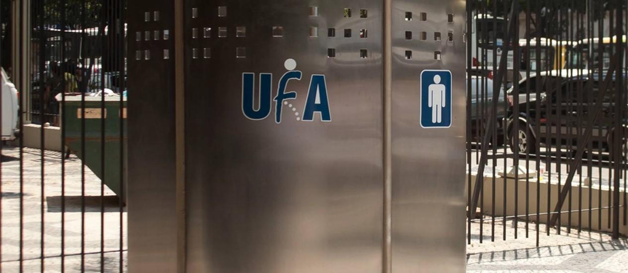 UFA na Central do Brasil: unidades serão instaladas por toda a cidade / Foto: Divulgação / Prefeitura do Rio