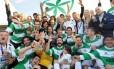 A seleção da Padania ganhou três edições do torneio em 2008, 2009 e 2010