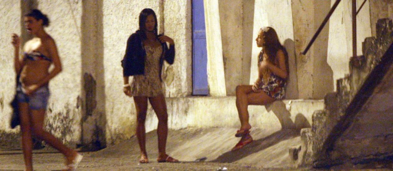Exploração sexual de crianças e adolescentes: Belém já tem mais processos sobre o tema em 2014 que nos 12 meses de 2013. Foto: Sérgio Marques / Arquivo O Globo 17-08-2010