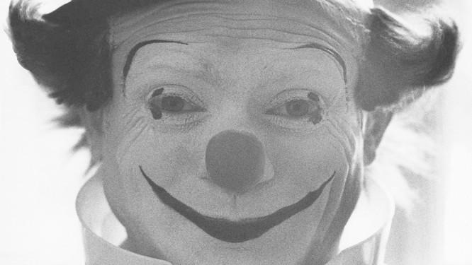 Clown cineasta. O diretor tem oito curtas e longas exibidos no Brasil graças ao fim de uma briga judicial de 20 anos Foto: Divulgação