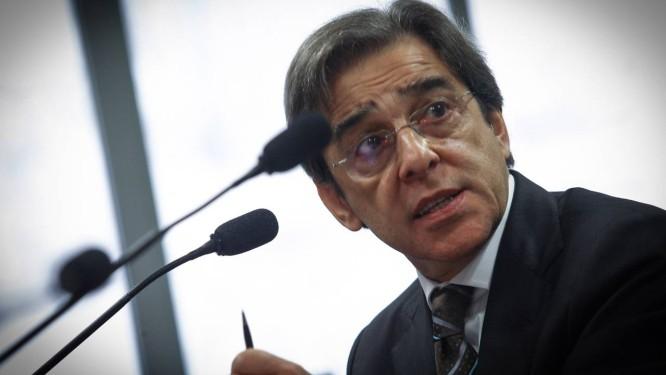 O ministro Mauro Borges Foto: André Coelho / Agência O Globo