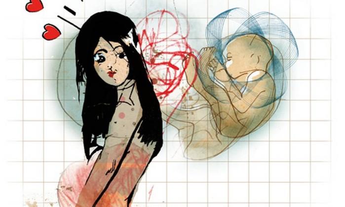 Ilustração de Cavalcante para conto de Socorro Acioli Foto: .
