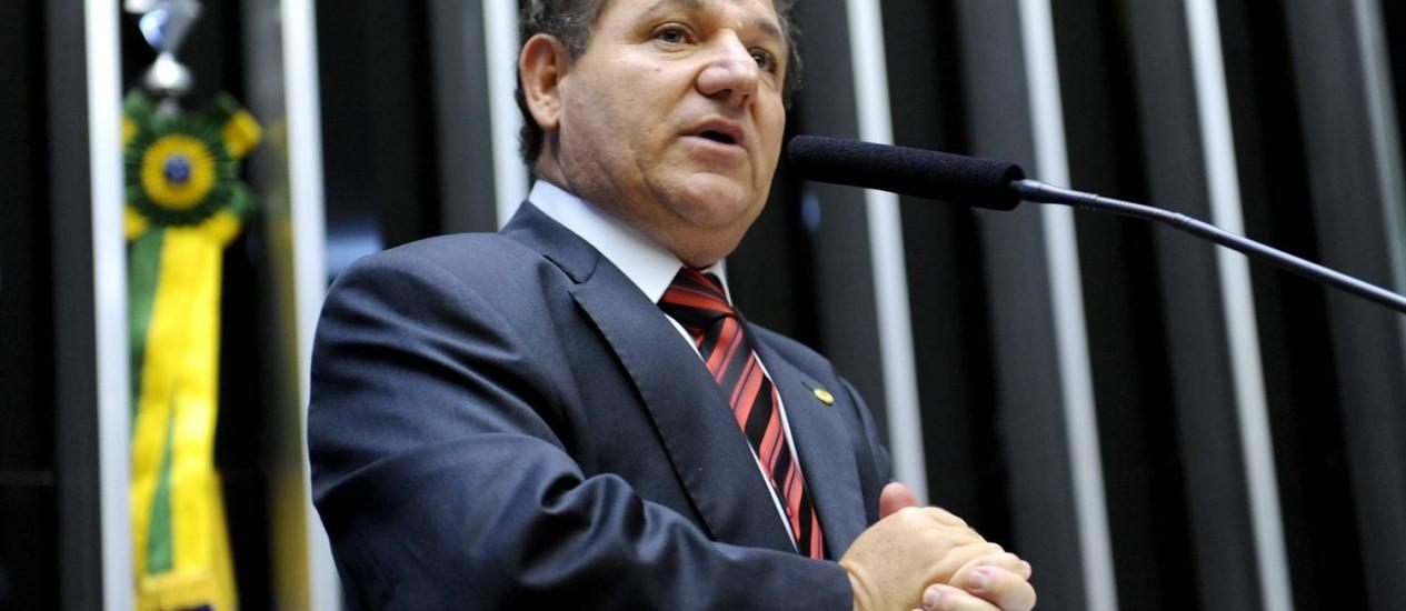 Legislatura de Olímpio é marcada por projetos de lei excêntricos Foto: Diógenis dos Santos/Agência Câmara