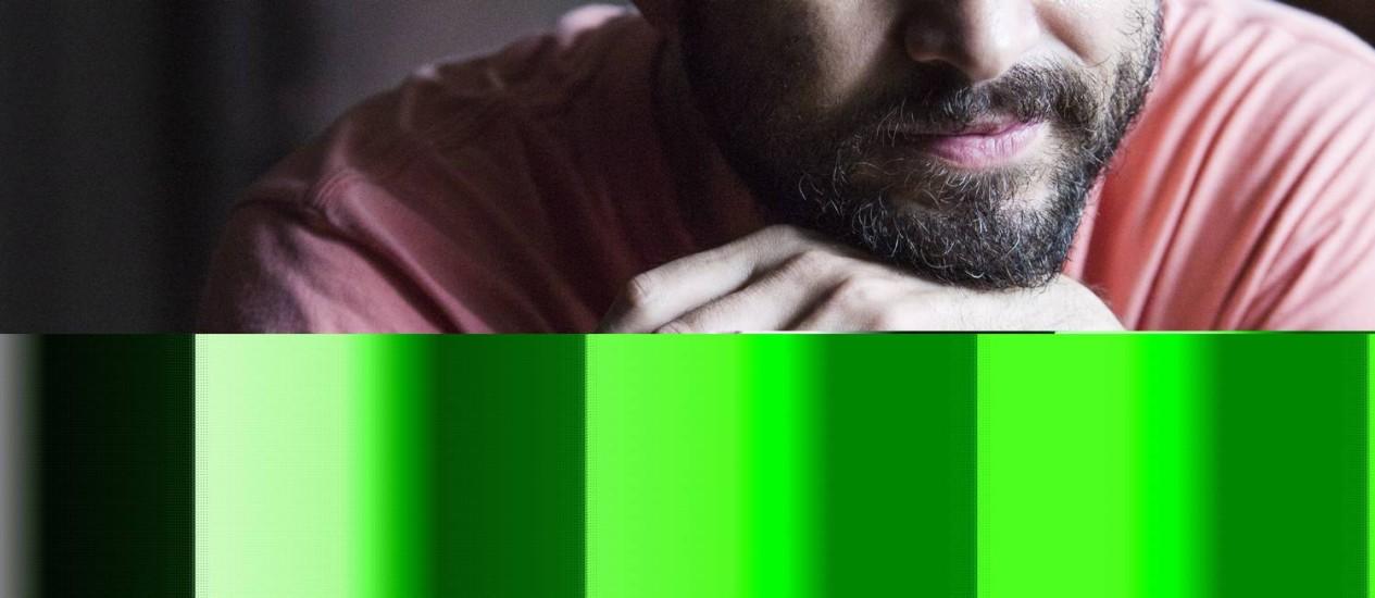"""""""Coisa boa"""" foi idealizado há mais de três anos, e a base foi quase toda gravada em três dias de 2011 Foto: Fabio Seixo / Agência O Globo"""