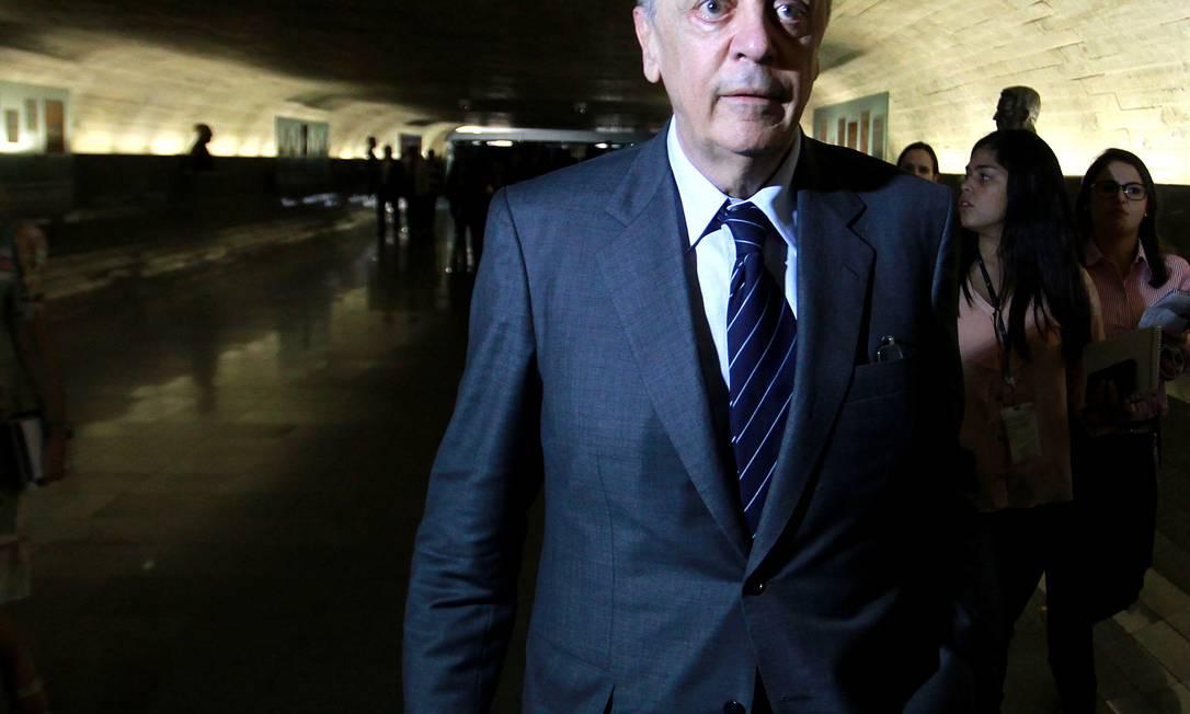 José Serra foi derrotado nas eleições de 2002 e 2010 Foto: / Ailton de Freitas/Agência O Globo