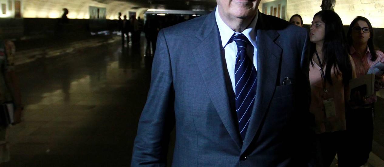 José Serra foi derrotado nas eleições de 2002 e 2010 Foto: Ailton de Freitas/Agência O Globo