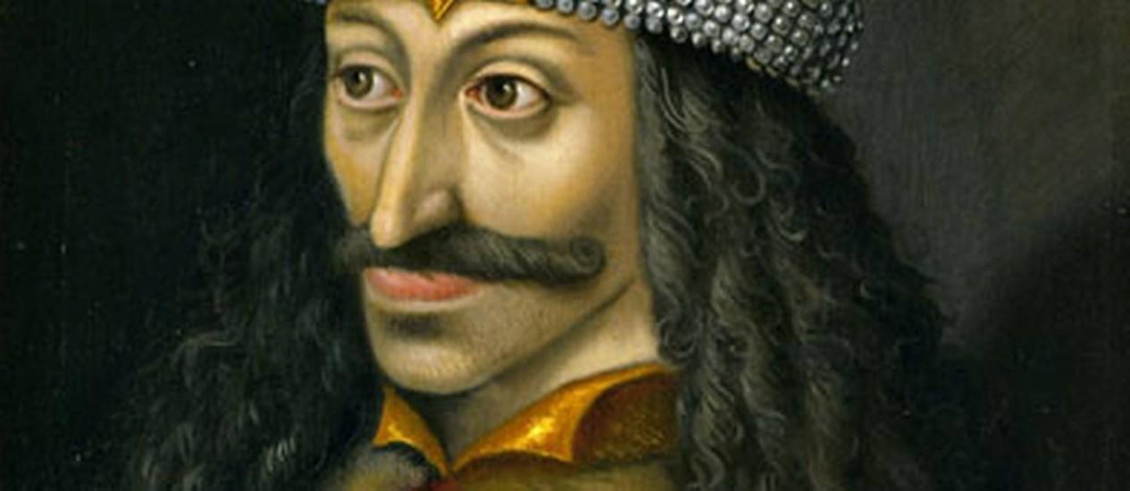 Vlad III, o príncipe romeno que inspirou o conde Drácula Foto: Reprodução