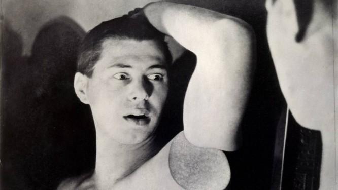 """Autorretrato de Herbert Bayer. A fotomontagem de 1932 está na exposição """"bauhaus.foto.filme"""", no Oi Futuro Ipanema Foto: Divulgação/Bauhaus-Archiv Berlin"""