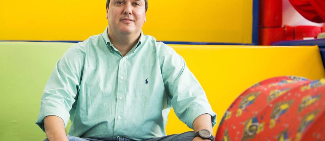 José Carlos Pitangueira, médico: 'Em seu círculo de amigos sempre há um autista' Foto: Fabio Seixo / Agência O Globo