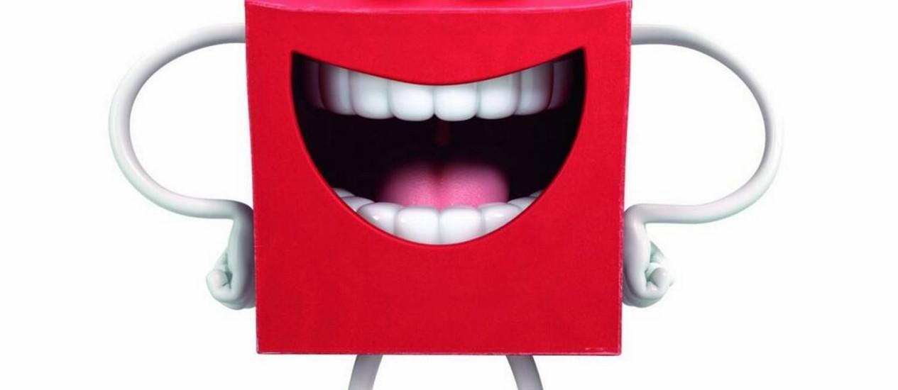 Happy: espanto nas redes sociais Foto: Reprodução