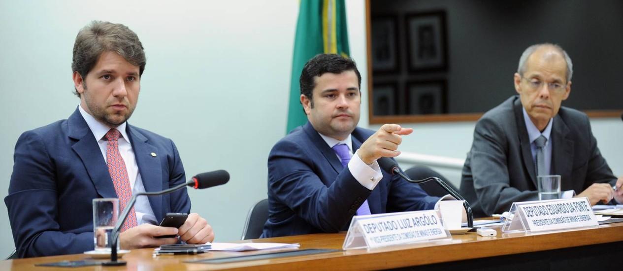 O deputado Marcus Rogério (PDT-RO) será o relator dos dois processos que tramitam na Câmara contra o Luiz Argôlo (foto). Foto: Laycer Tomaz / Divulgação